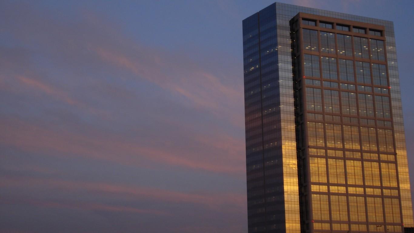 Anadarko Tower by Hector Rodriguez