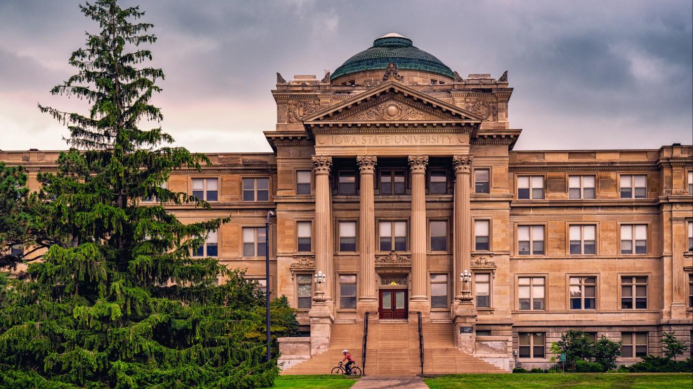 Beardshear Hall - Iowa State U... by Tony Webster
