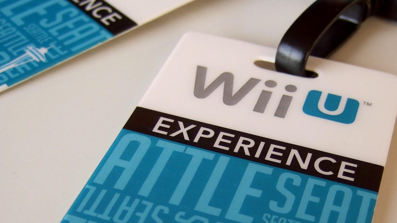 Nintendo 'Wii U Experience' la... by Bryan Ochalla