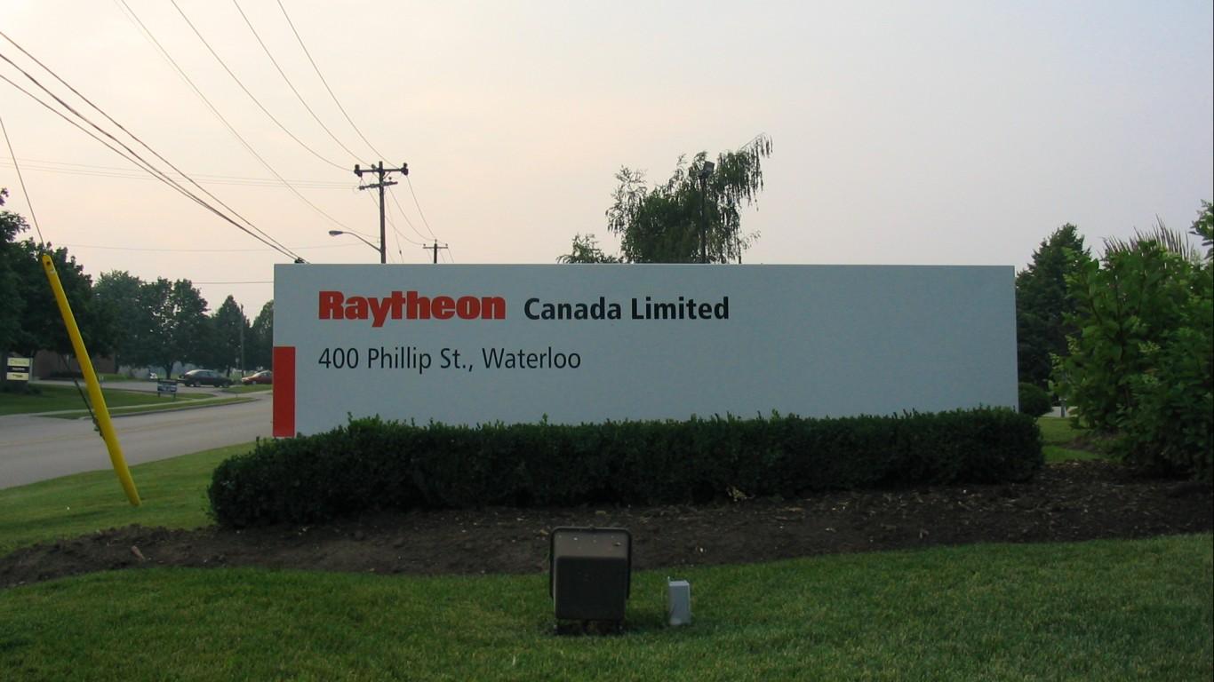 Raytheon Waterloo by gloom