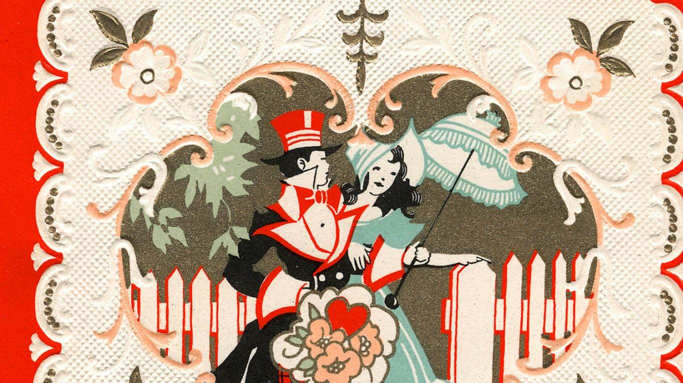 valentine 1800s couple copy by Adair733