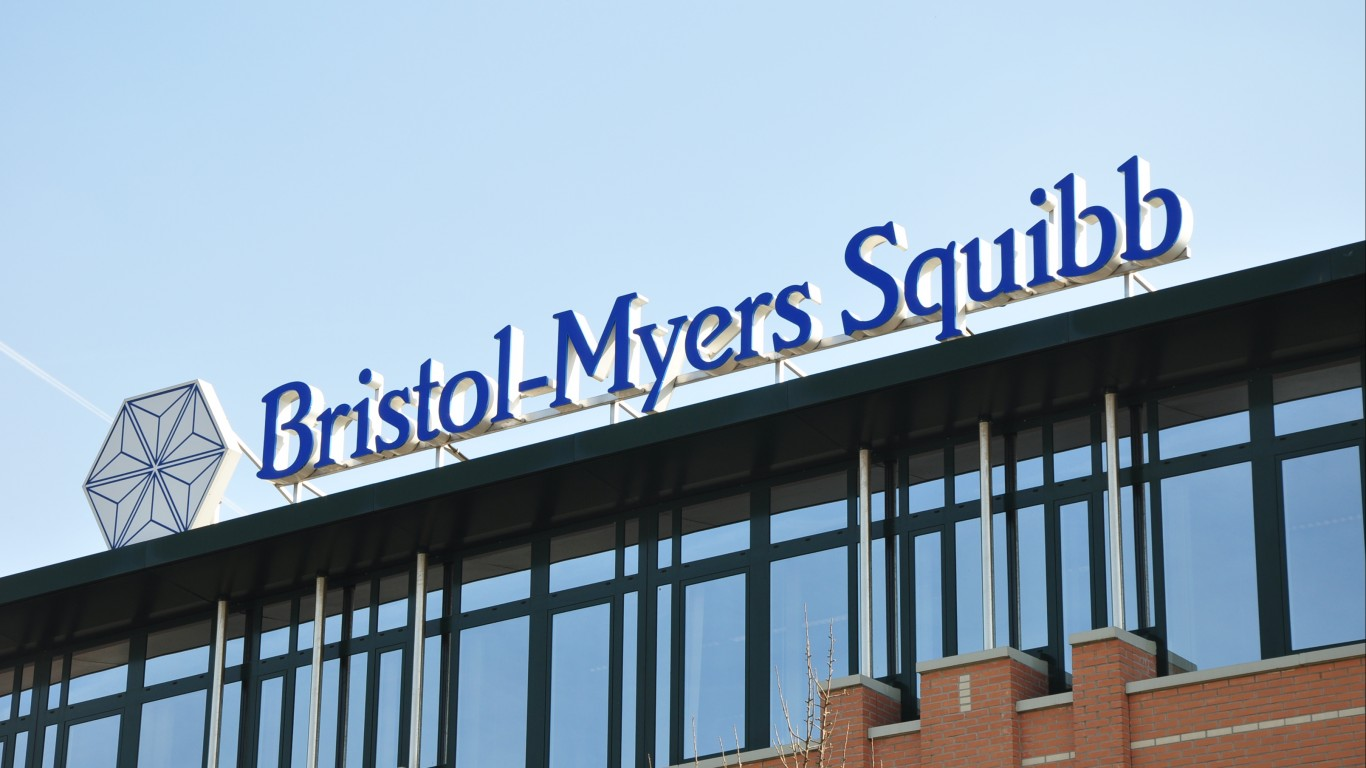 Bristol-Myers Squibb by A 4