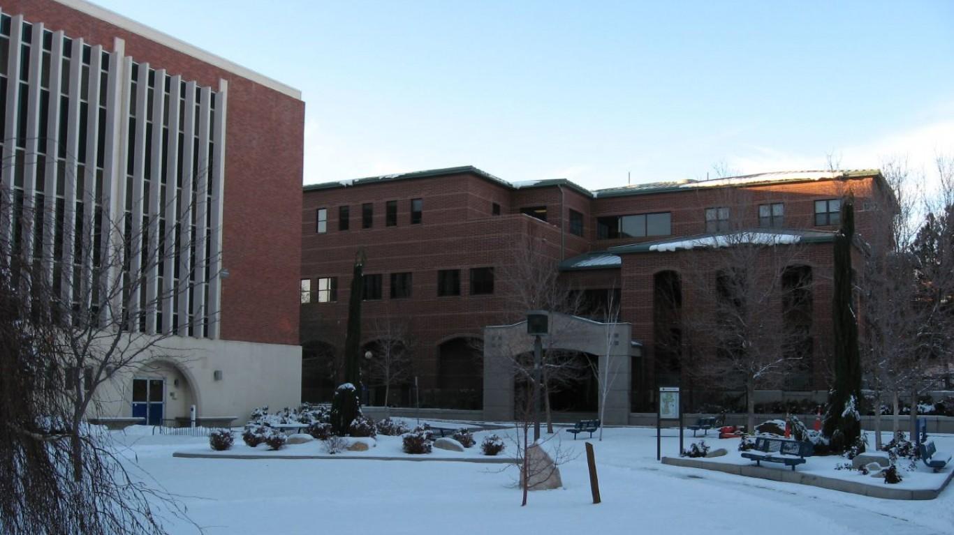 University of Nevada, Reno, Ne... by Ken Lund