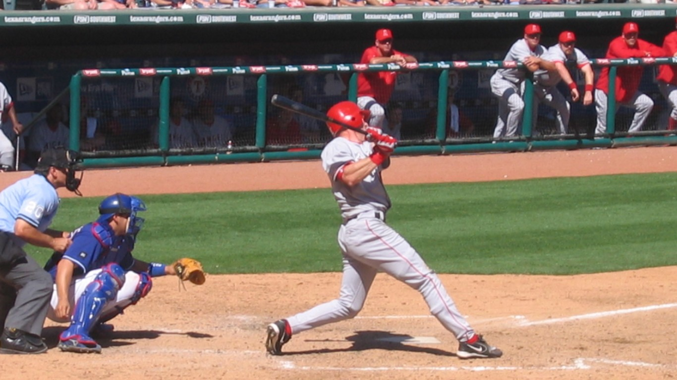 Darin Erstad's Game Tying Home... by Rich Anderson