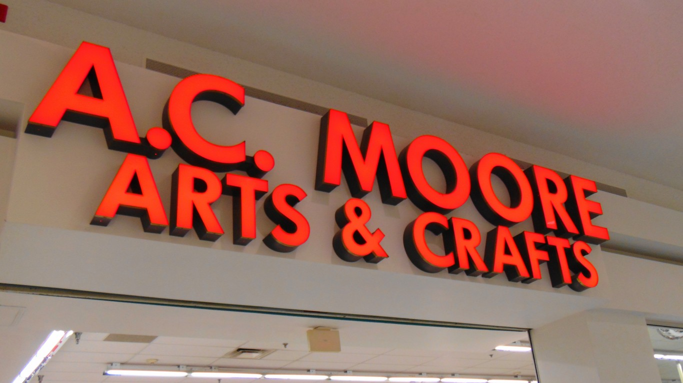 A.C. Moore (Holyoke Mall) by JJBers