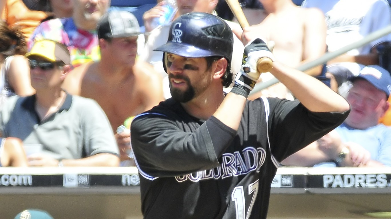 Todd Helton by SD Dirk