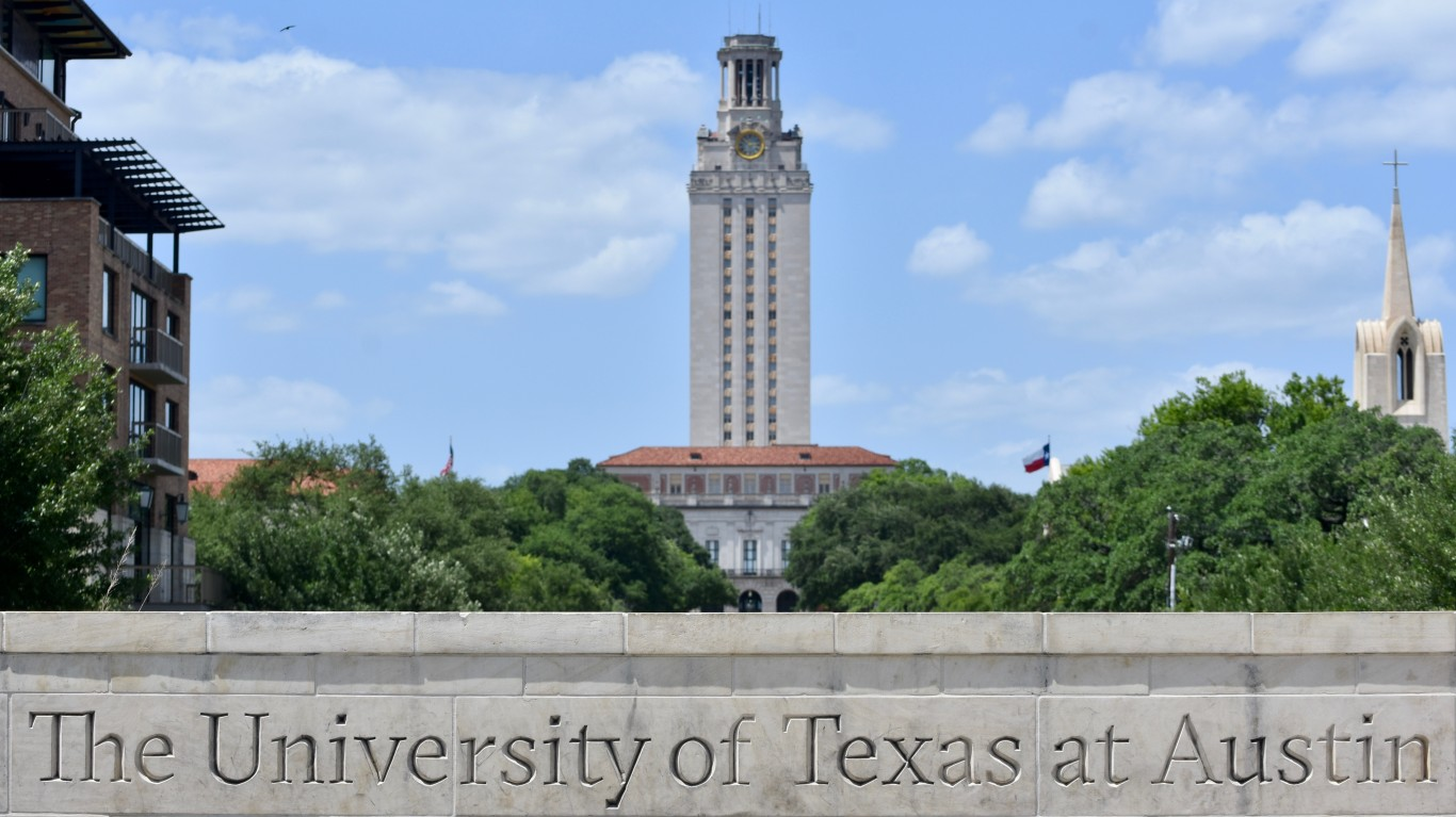 The University of Texas at Aus... by Nick Amoscato