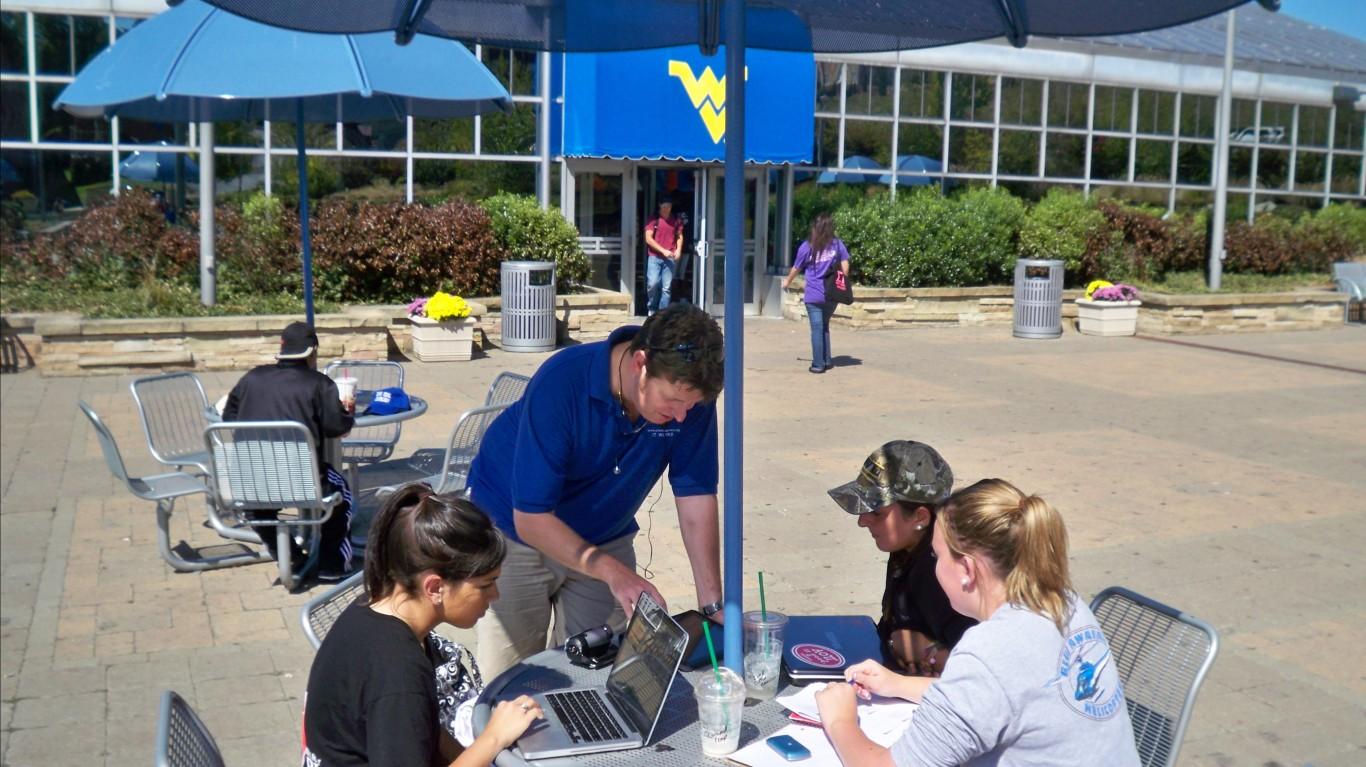 University of West Virginia by America's Power