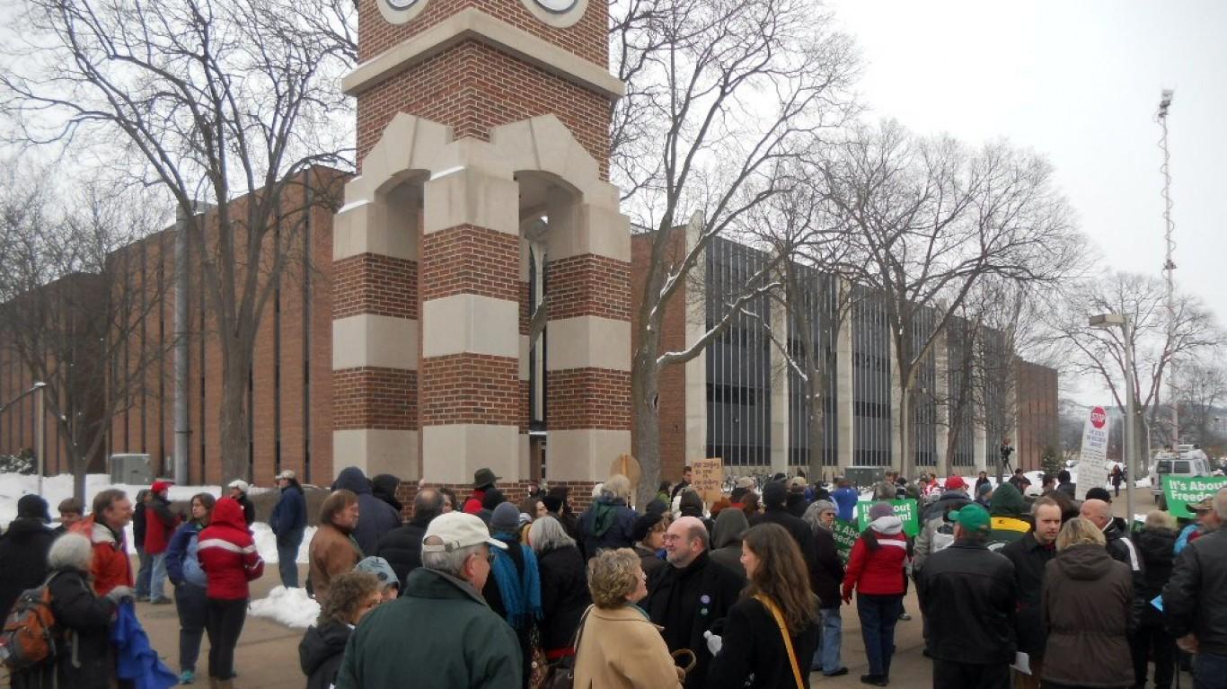 February 24, 2011 Labor Rally-... by rochelle hartman