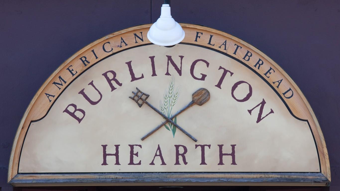 American Flatbread, Burlington... by Patrick