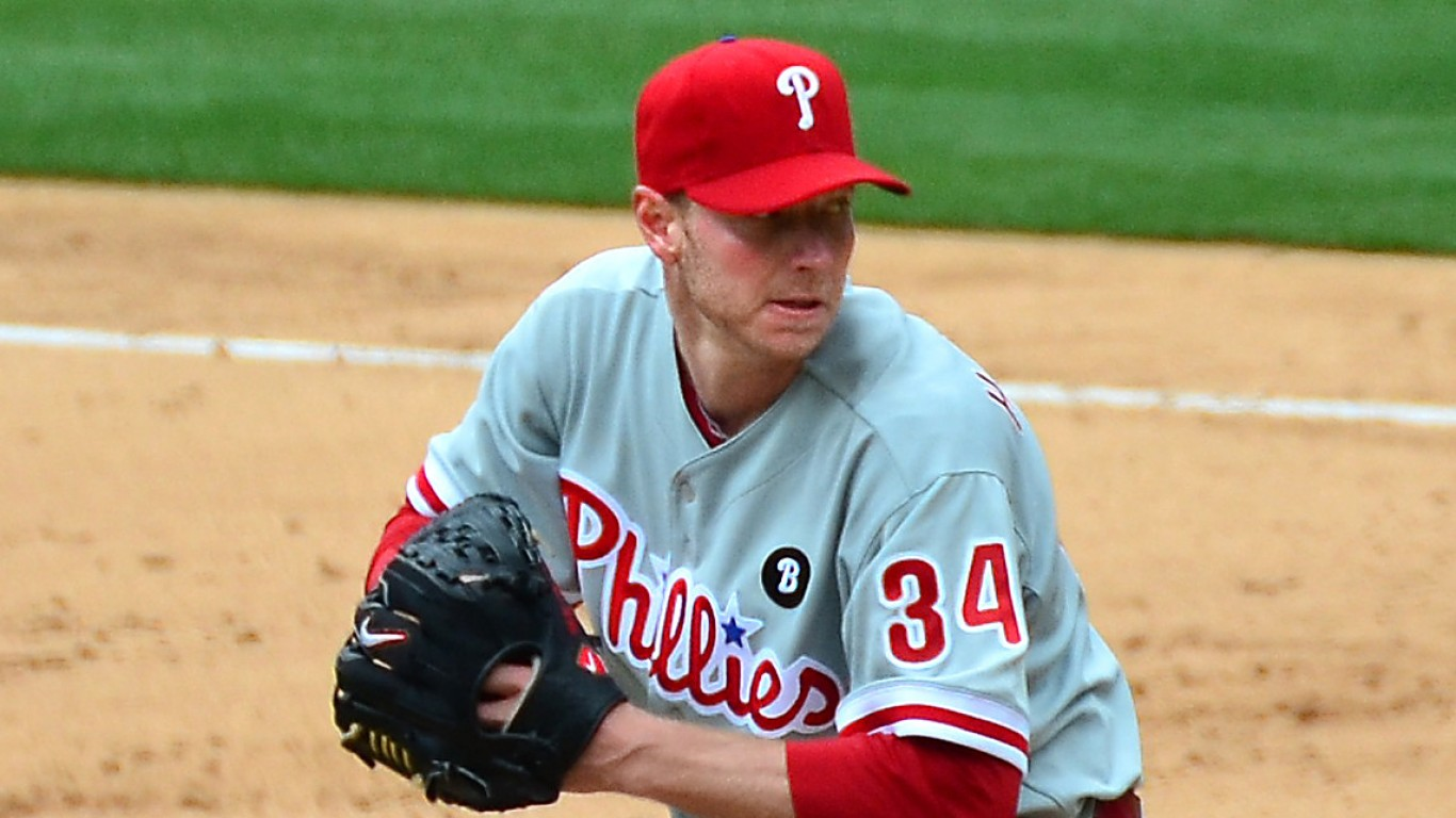 Roy Halladay by SD Dirk