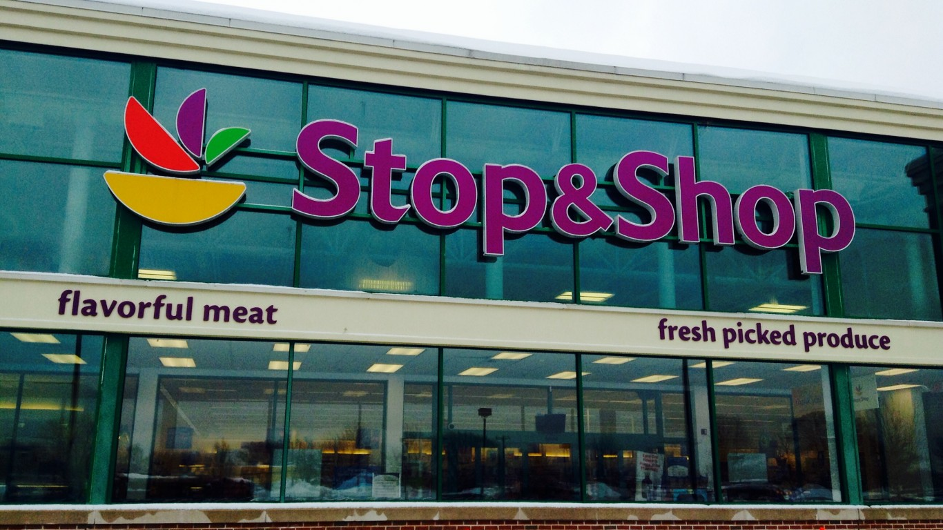 Stop & Shop by Mike Mozart