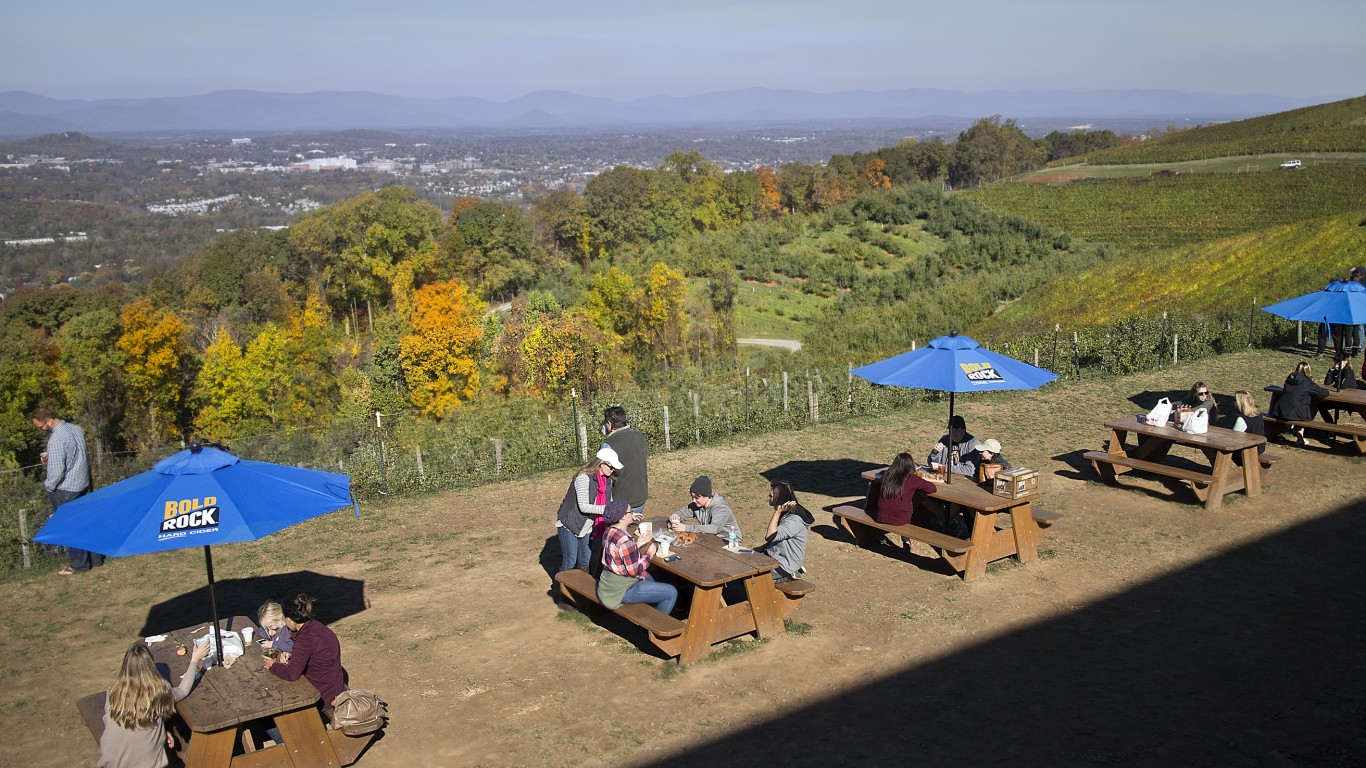 Carter Mountain Orchard winery... by C Watts