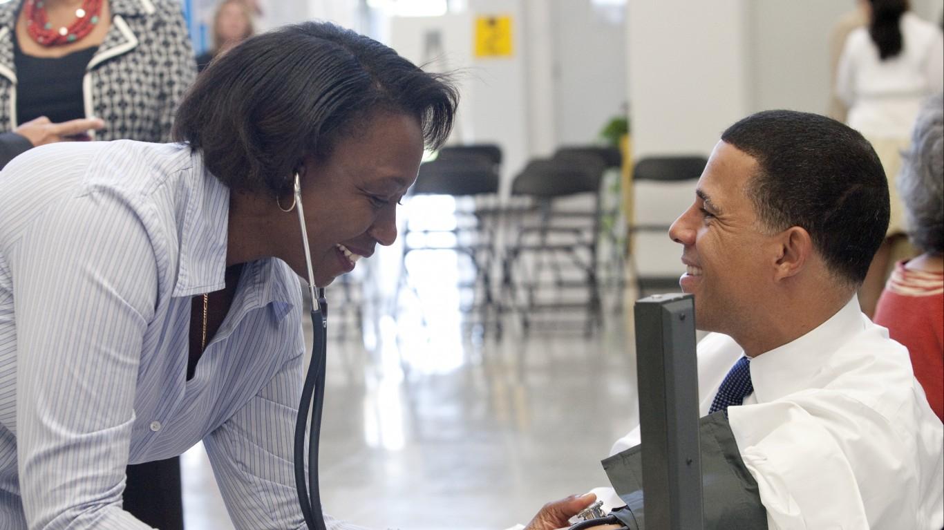 Health Screening and Dispariti... by Maryland GovPics