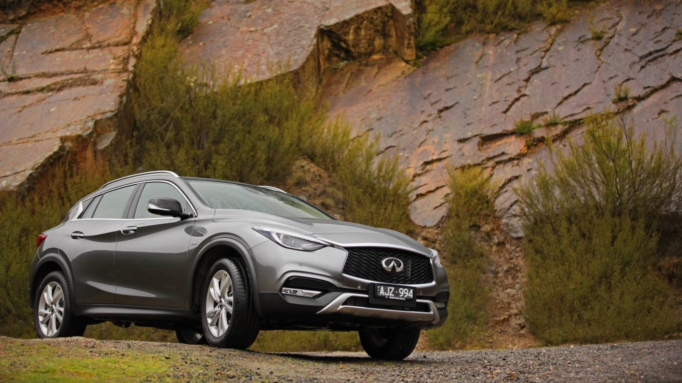 2016 Infiniti QX30 by The NRMA