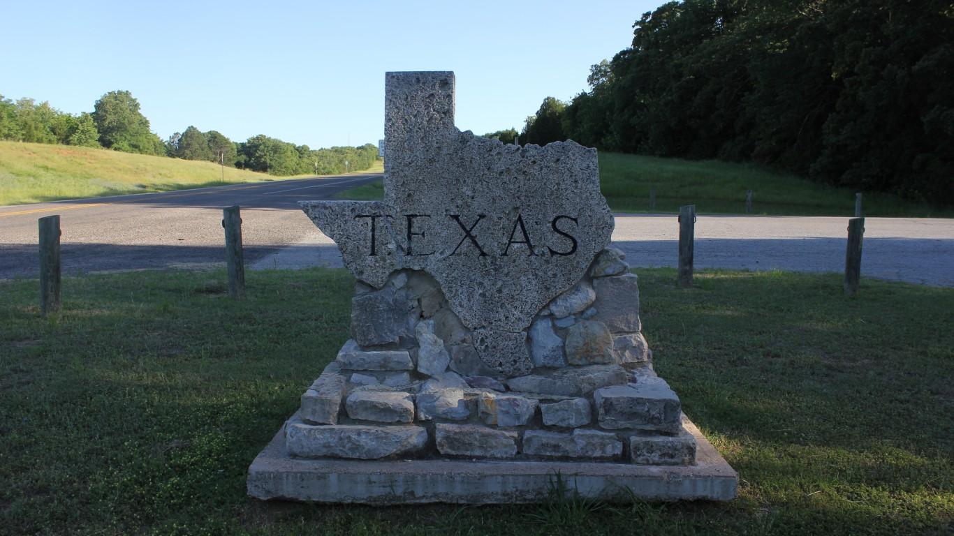 Texas by Nicolas Henderson