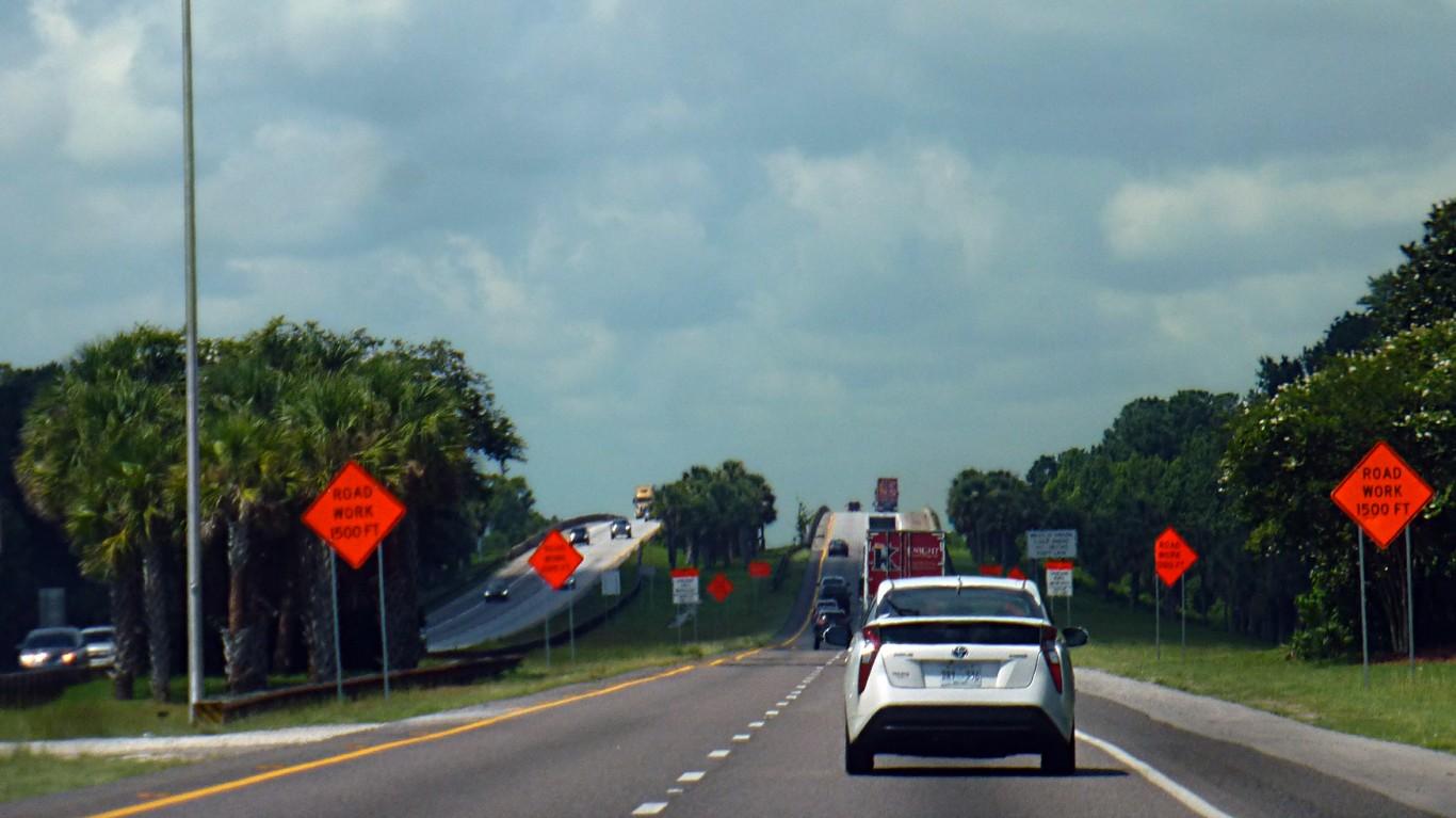 Jasper Highway, South Carolina... by Pom'