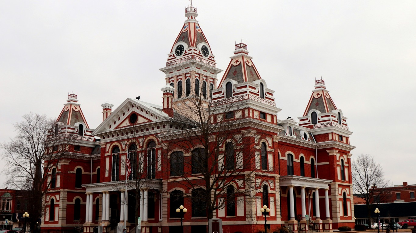 Livingston County Courthouse by Prayitno / Thank you for (12 millions +) view