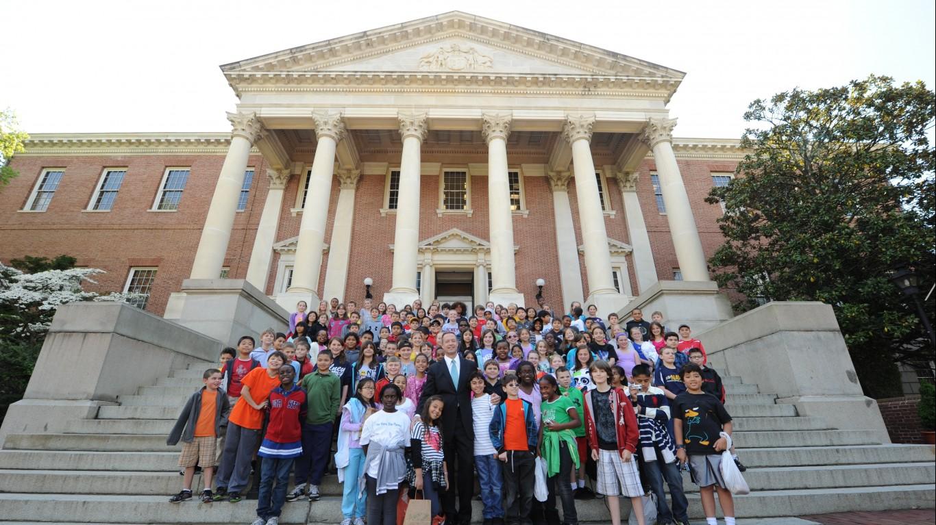 Olney Elementary School 4th Gr... by Maryland GovPics