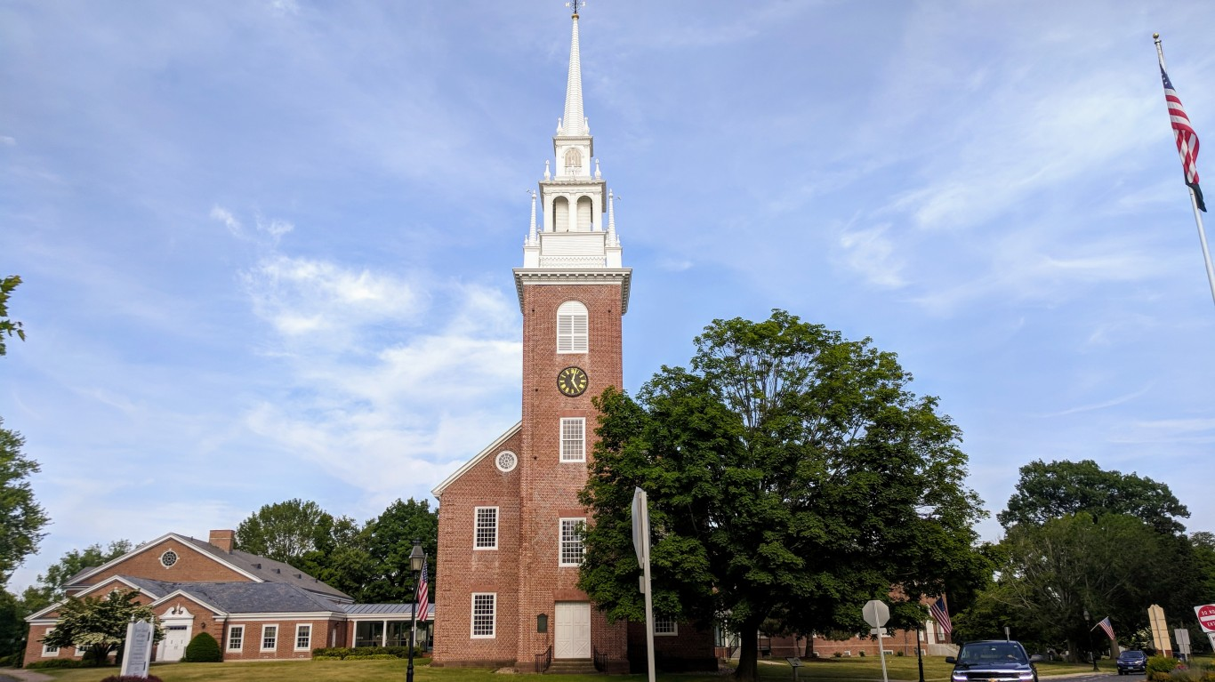Wethersfield, Connecticut by JJBers