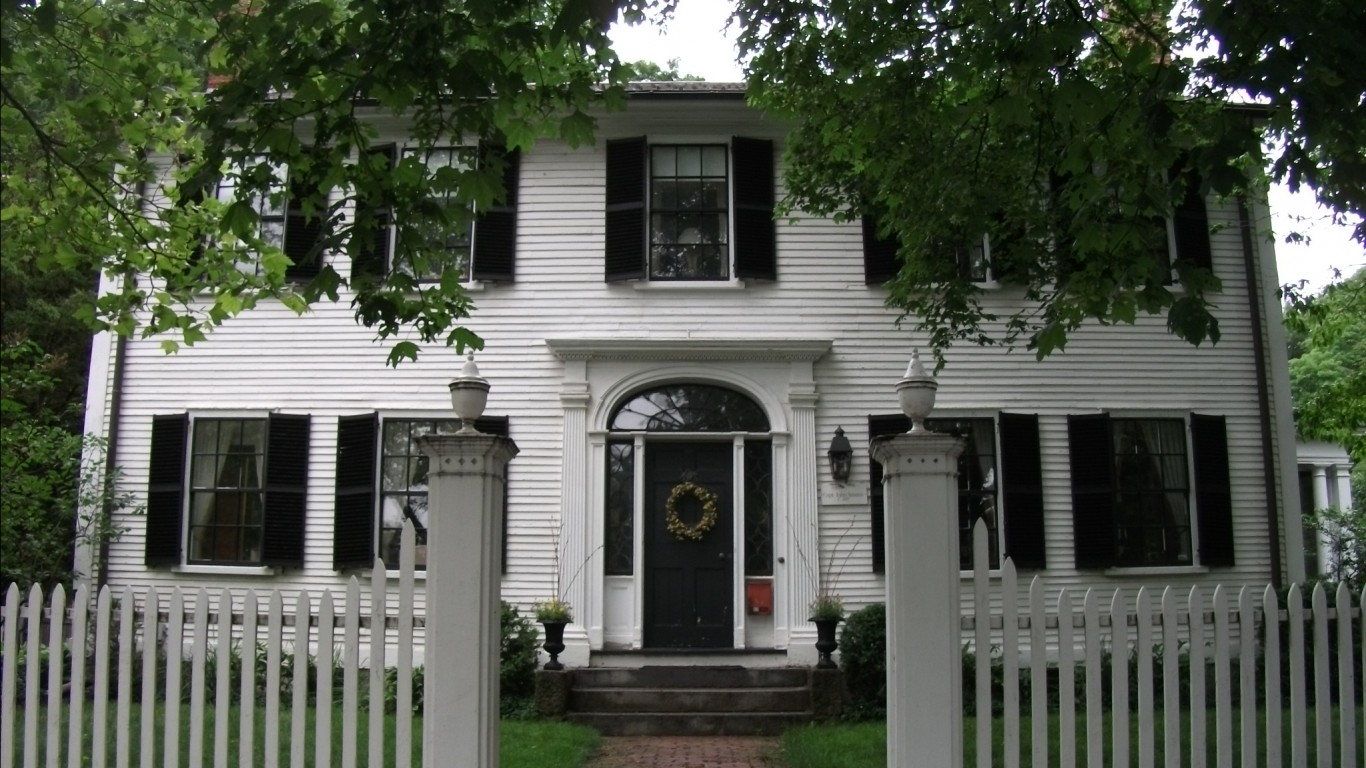 Concord, Massachusetts by Doug Kerr