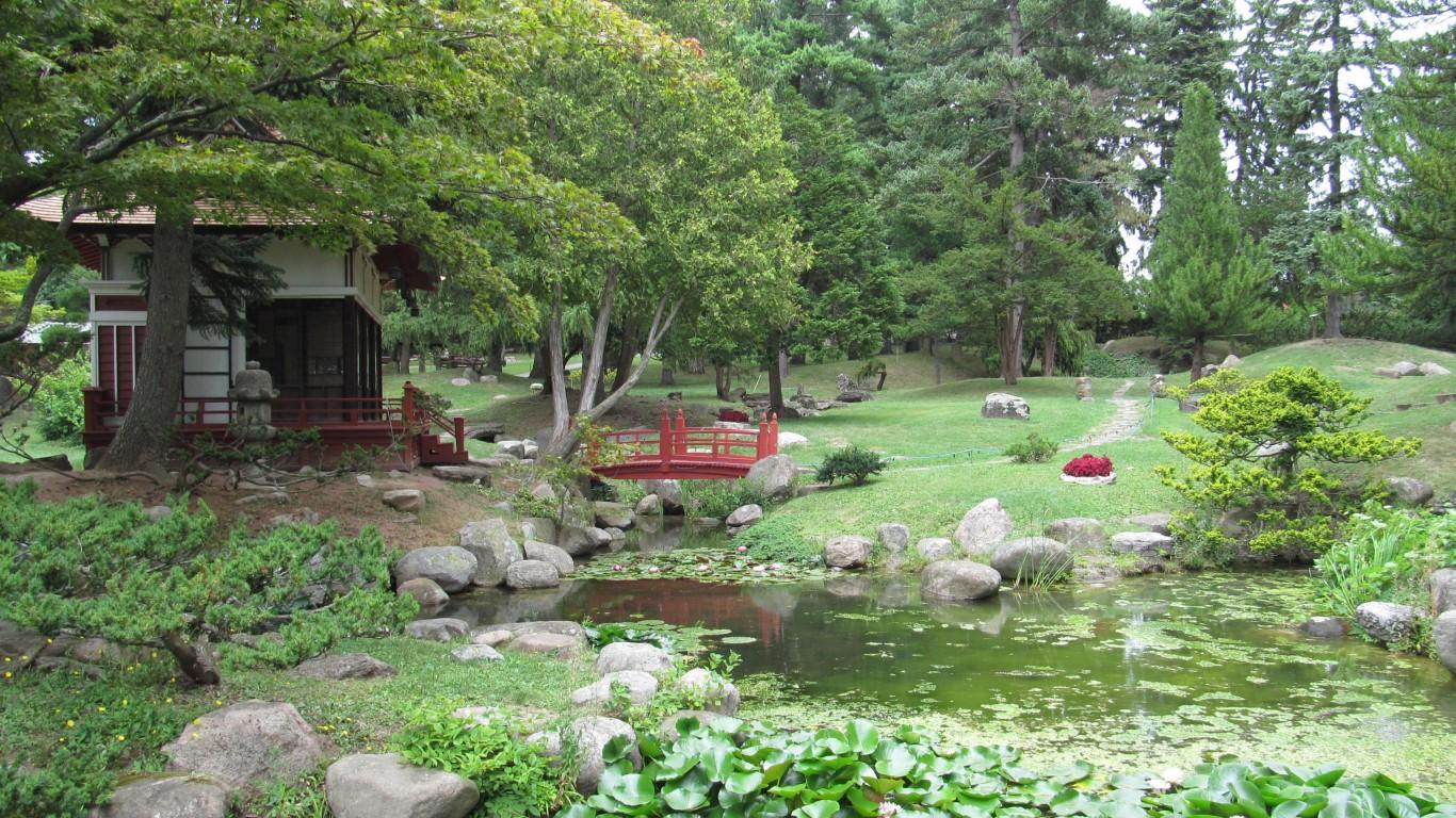 Sonnenberg Gardens - Canandaig... by Doug Kerr