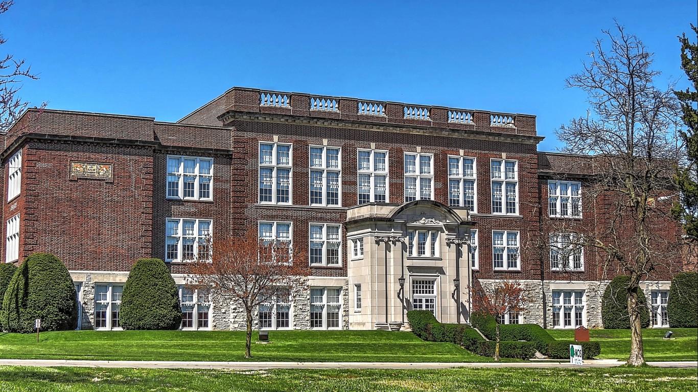 McLain High School Greenfield,... by Don O'Brien