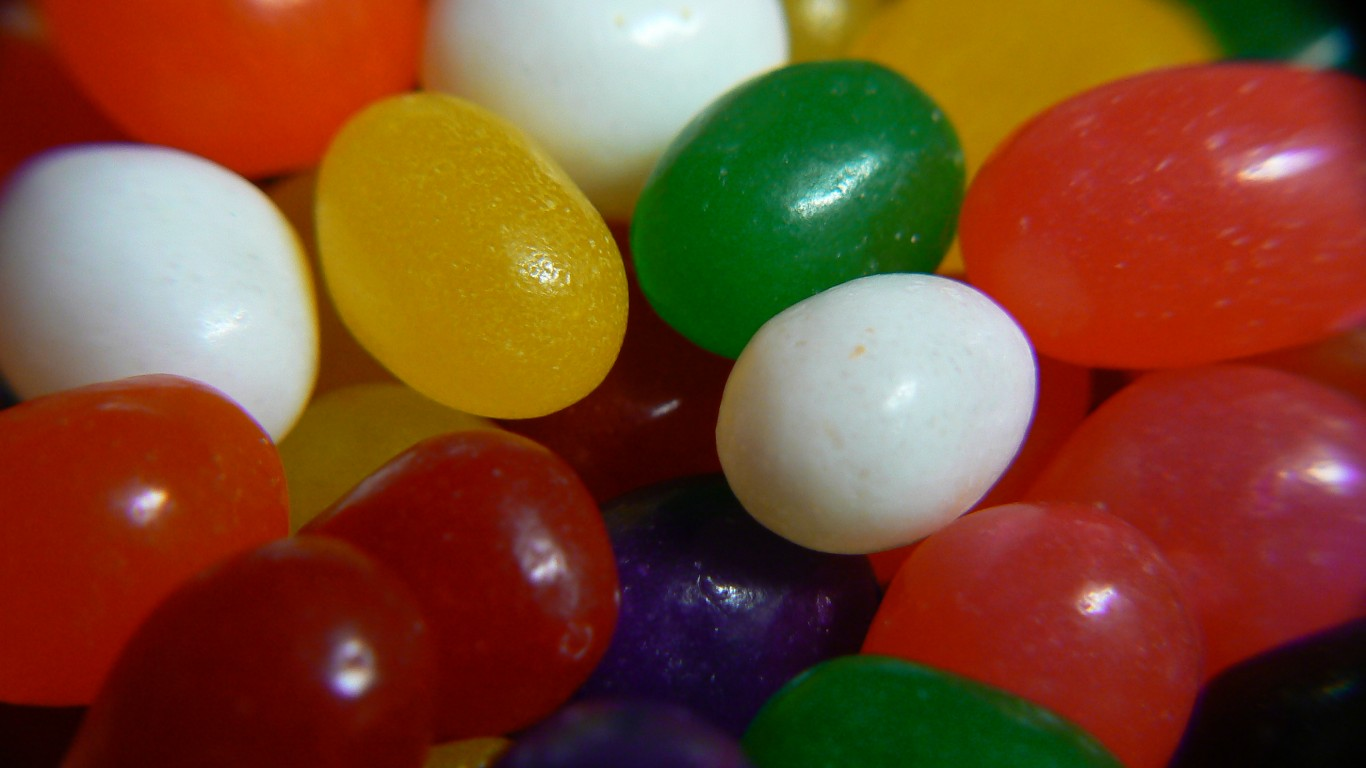 Easter Jelly Beans by Nick Ares