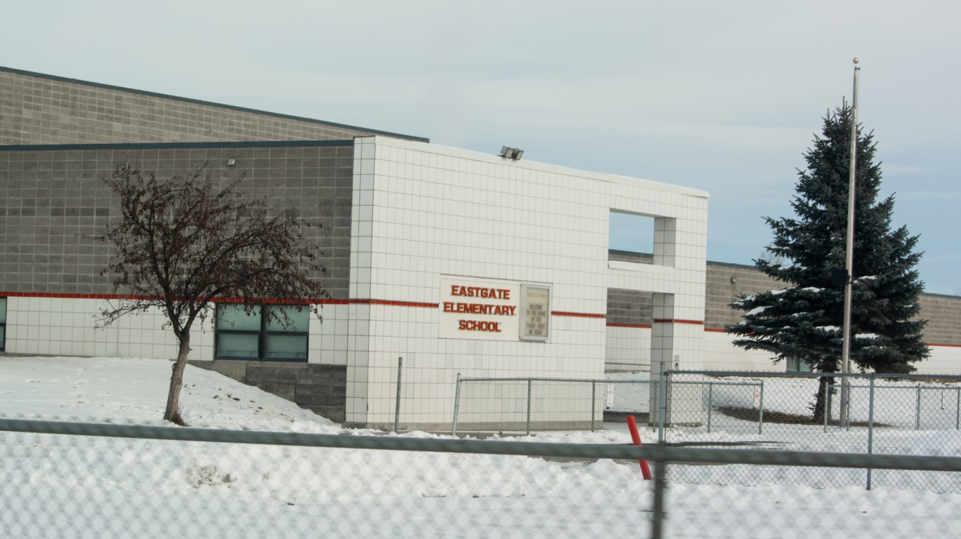 Eastgate Elementary School - E... by Tim Evanson