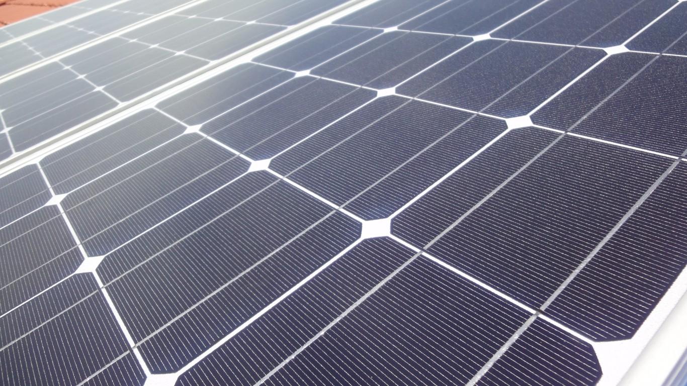 Solar Panel by Marufish