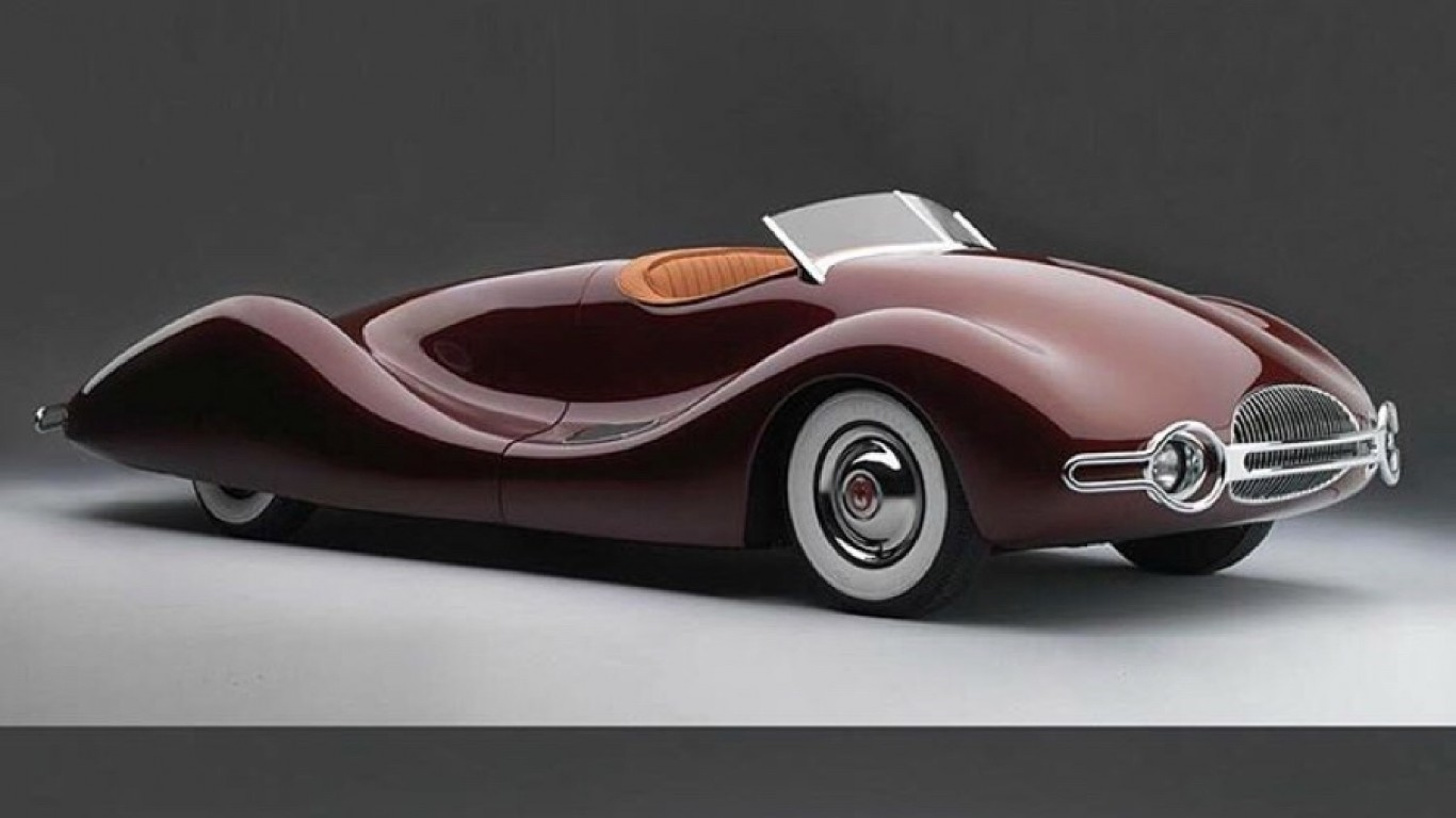 1948 Timbs Special (destroyed ... by Ron Frazier