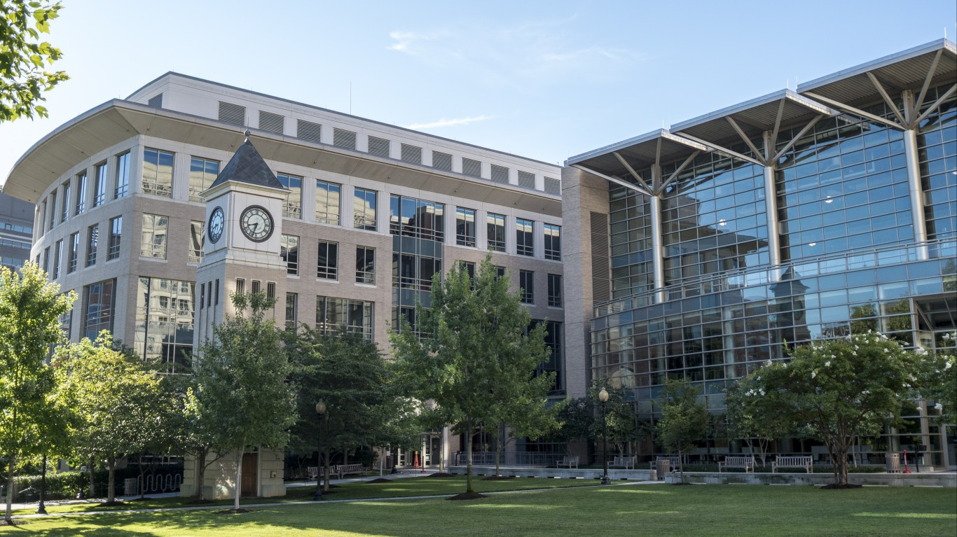 Georgetown University Law Cent... by Phil Roeder