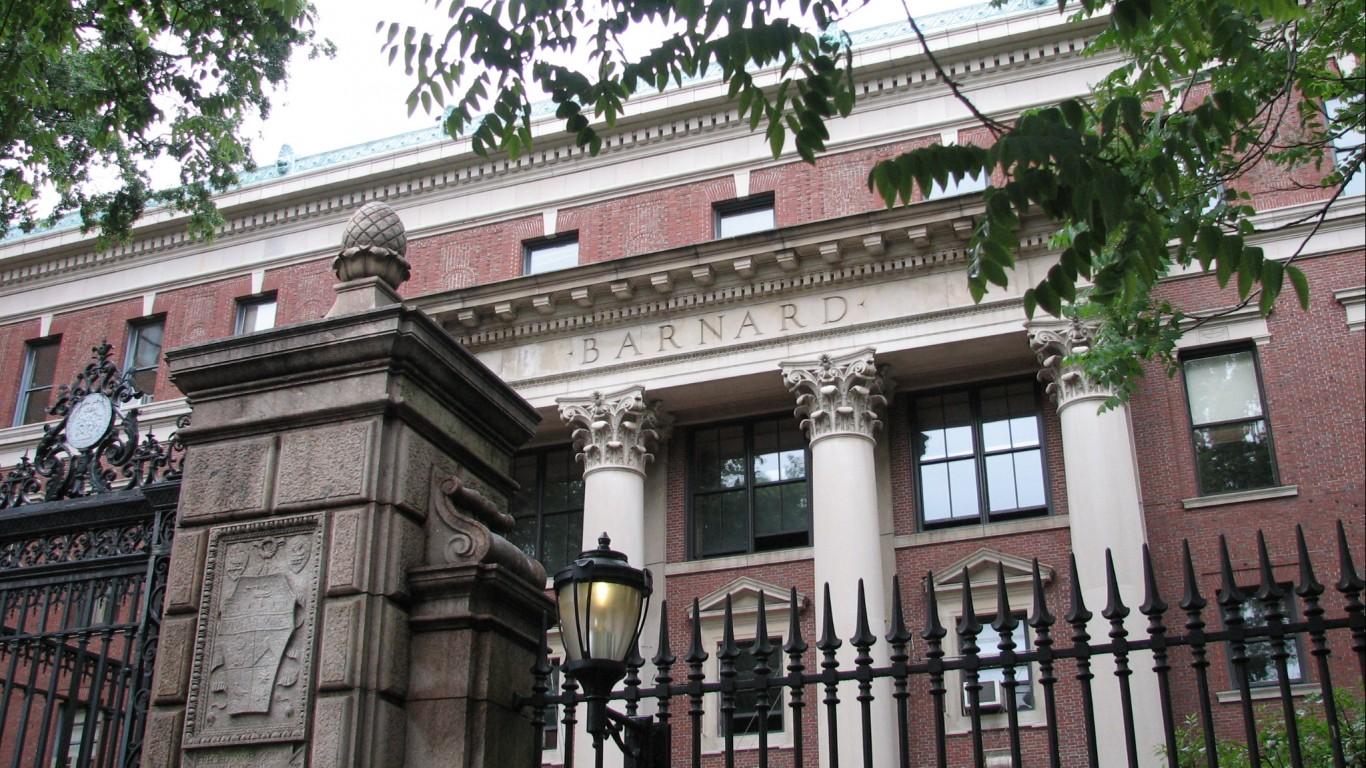 Barnard College by WalkingGeek