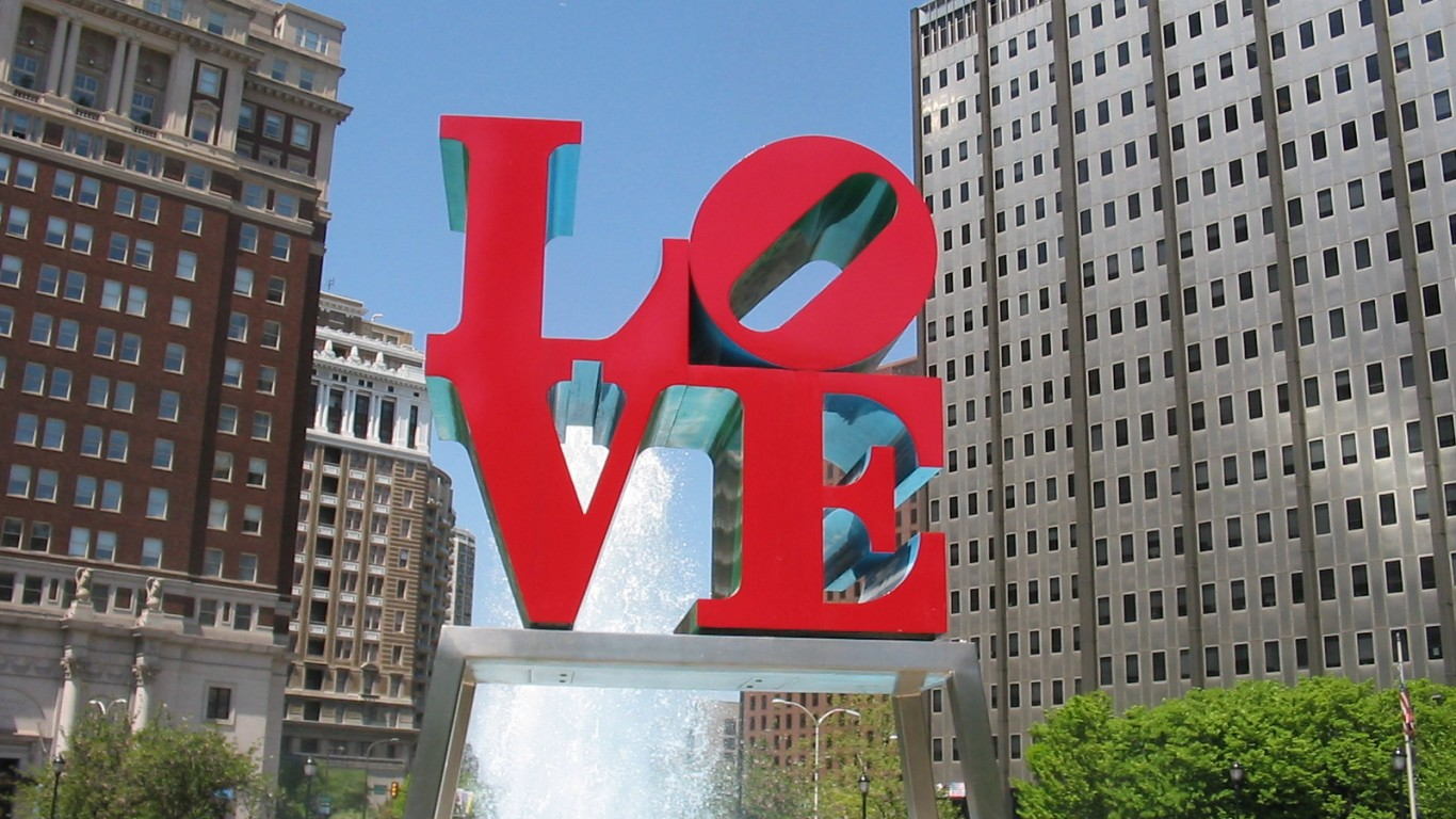 Philadelphia by vic15