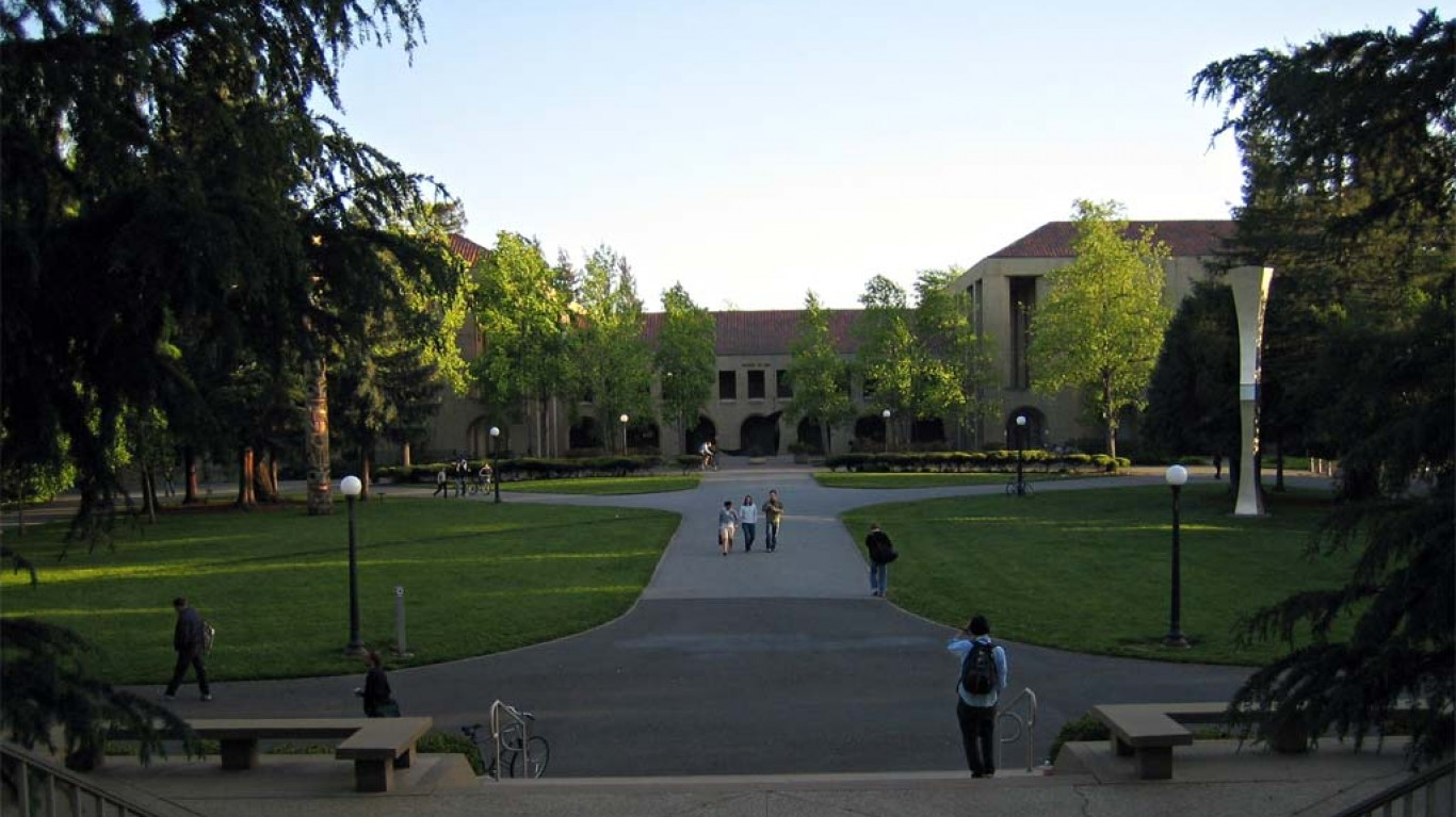 Stanford Law School by Eric Chan