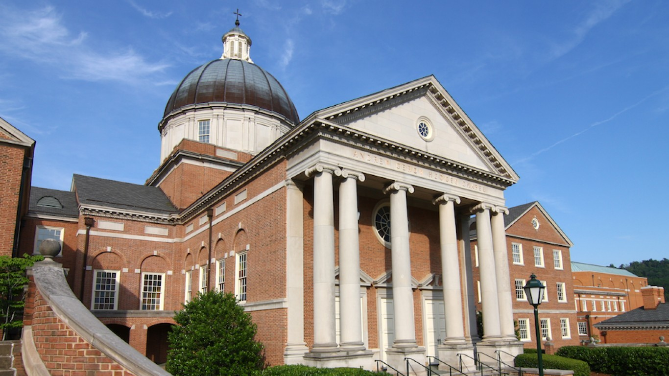 Samford University, Birmingham... by Chuck Grimmett