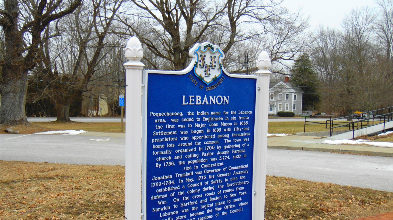 Lebanon, Connecticut by JJBers