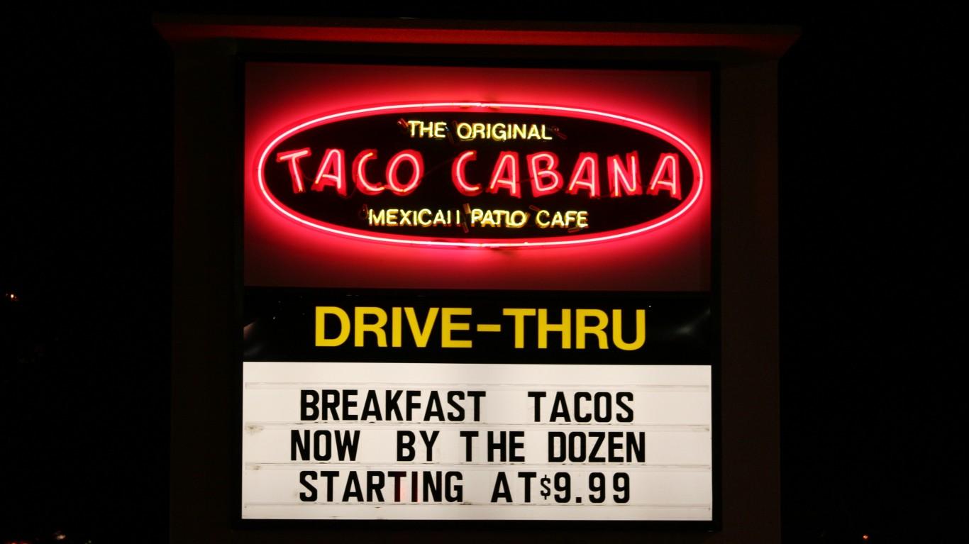 Taco Cabana by Channone Arif
