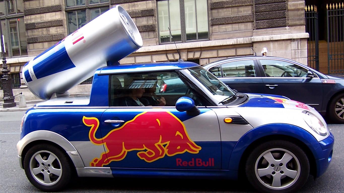 Red Bull - Redbull by Luc Legay