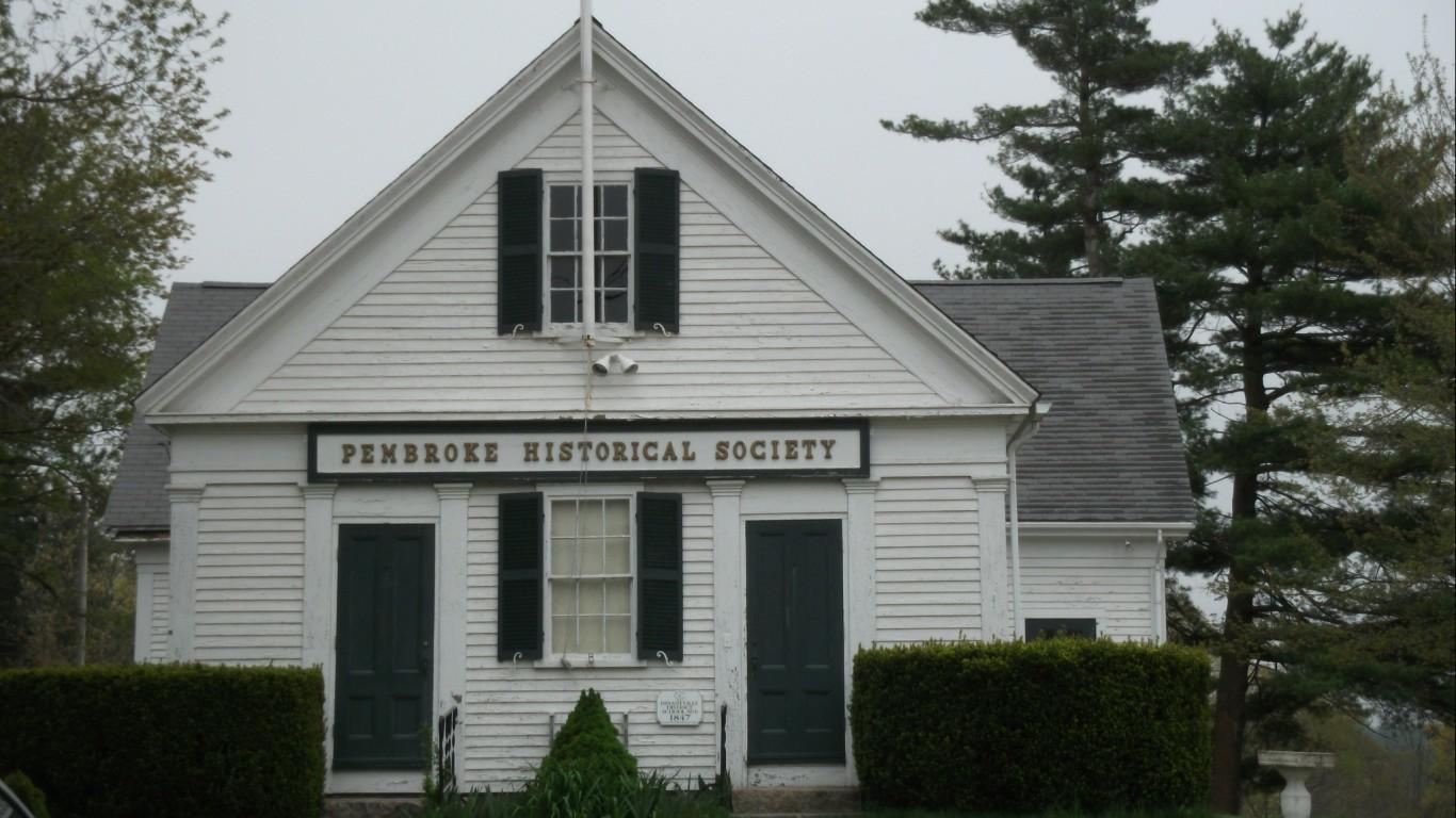 Pembroke, Massachusetts by Doug Kerr