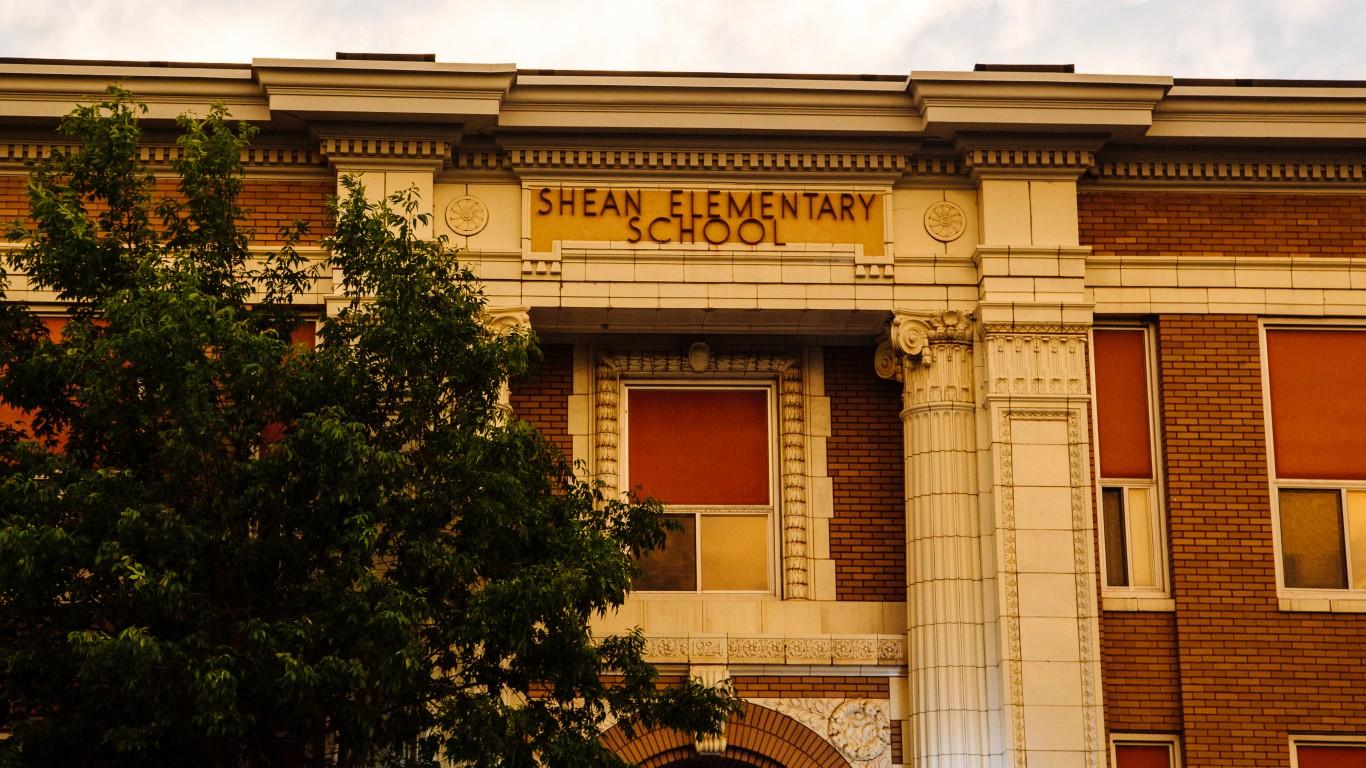 Shean Elementary School - Gilb... by Tony Webster