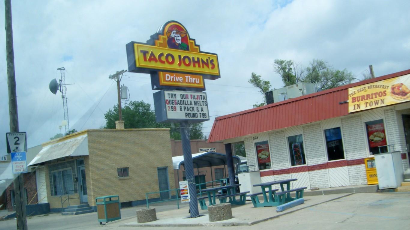 taco john's by Bradley Gordon