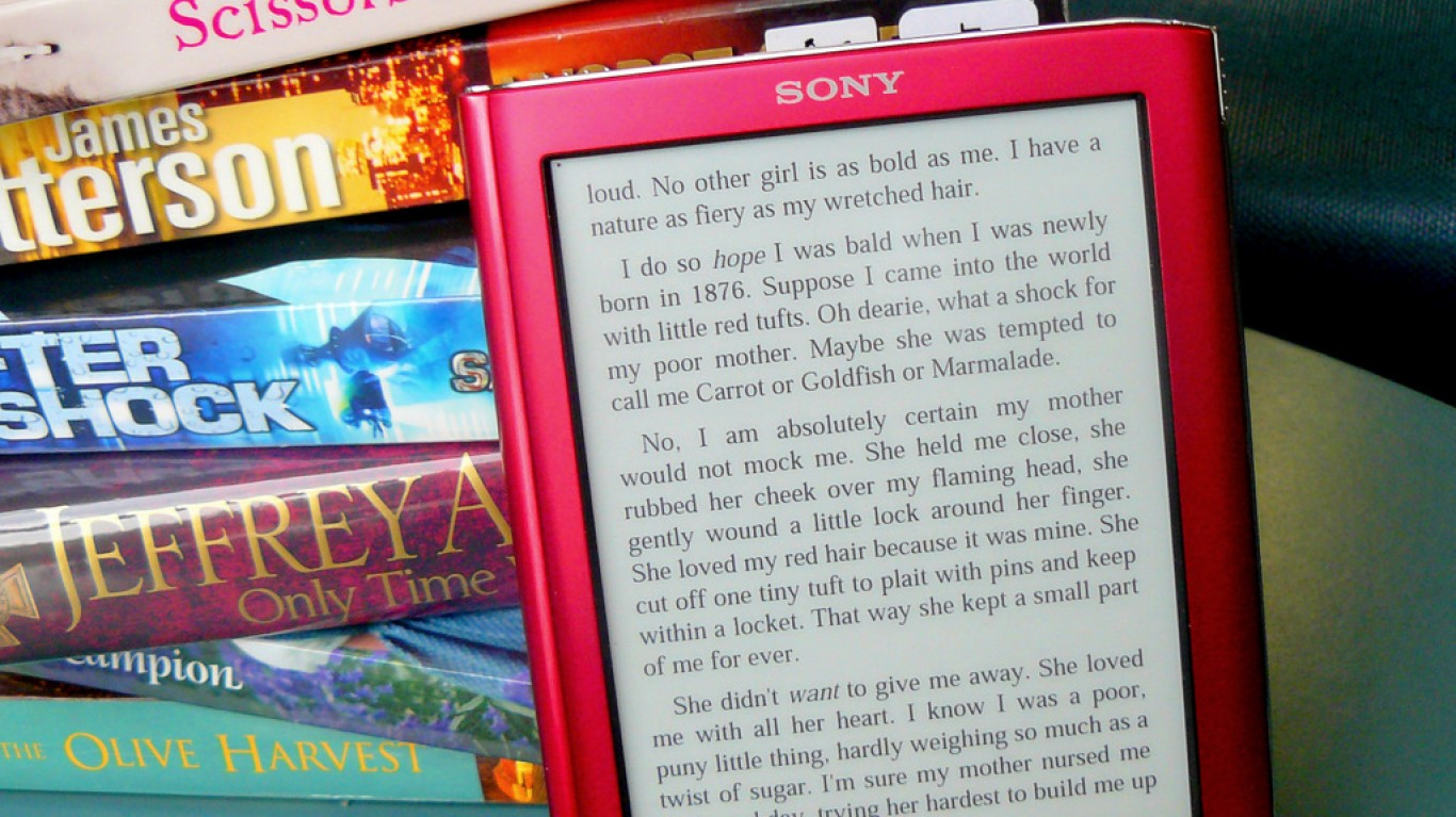 Sony Reader by Sutherland Shire Libraries