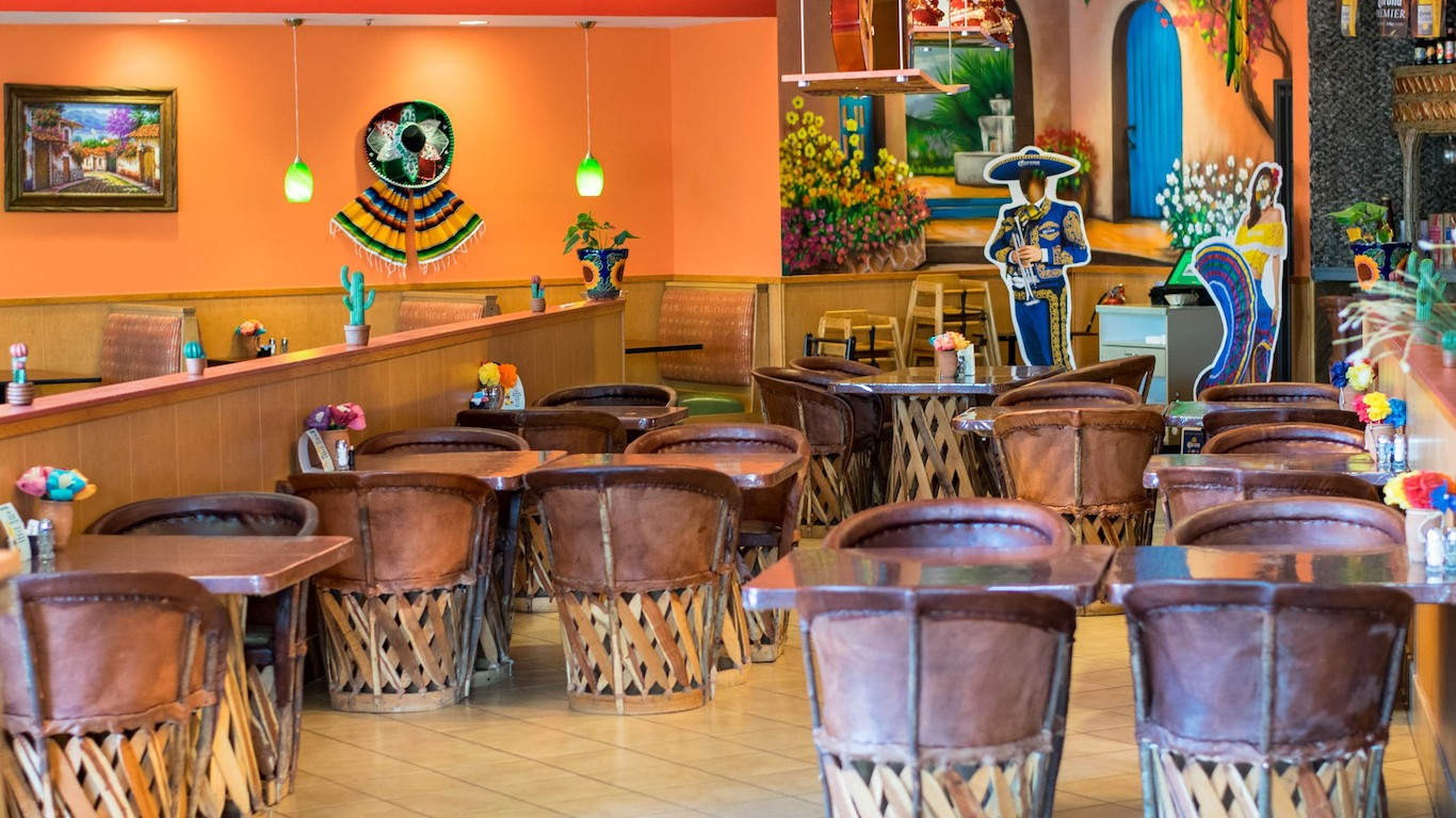 The Best Mexican Restaurant In Every