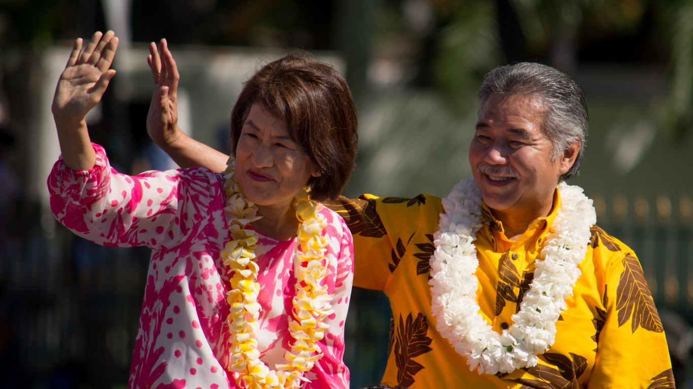 100th King Kamehameha Parade 2... by Daniel Ramirez