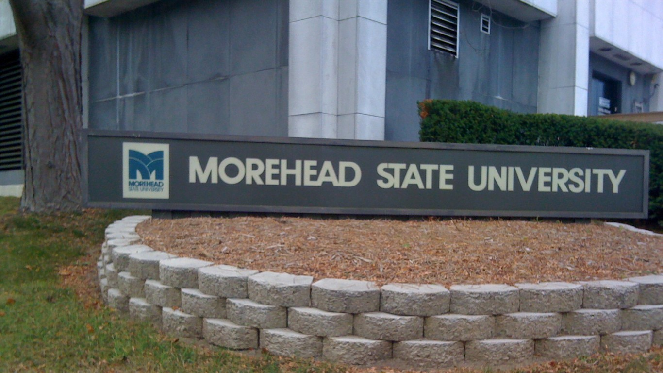 Morehead State University by joeymanley