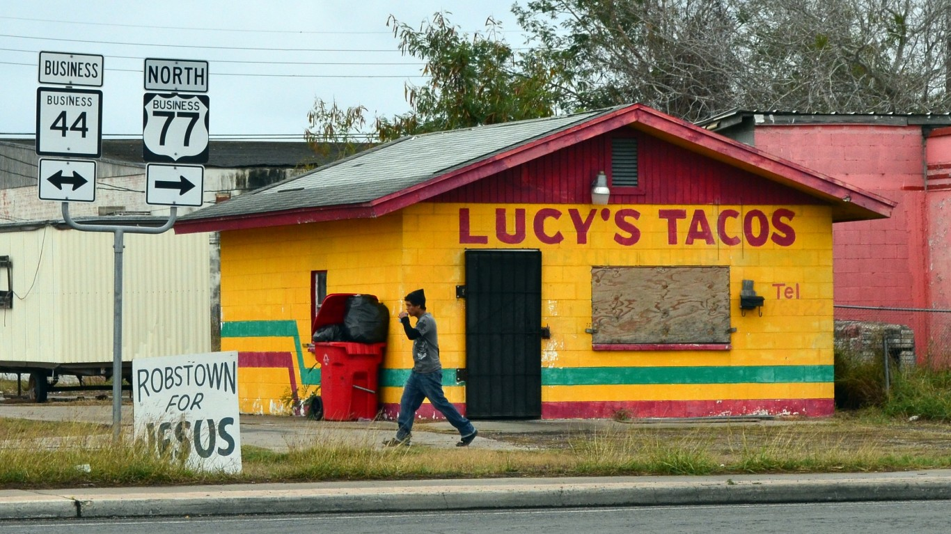 Lucy's Tacos by Jay Phagan
