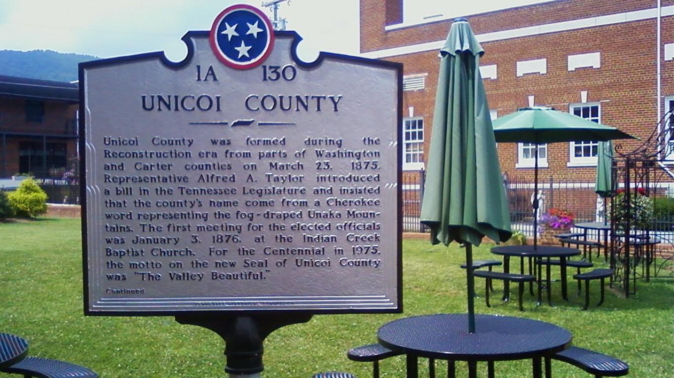 1A 130 - Unicoi County by Jason Riedy