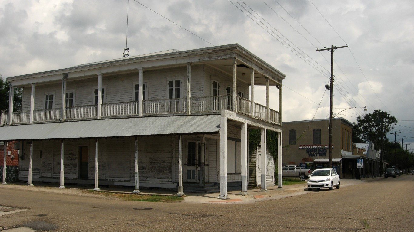 Donaldsonville, Louisiana by Ken Lund