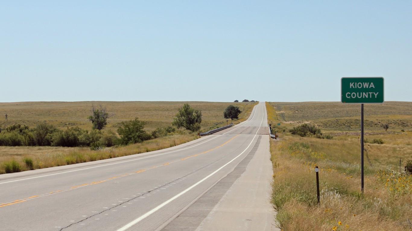 Kiowa County, Colorado by Jeffrey Beall